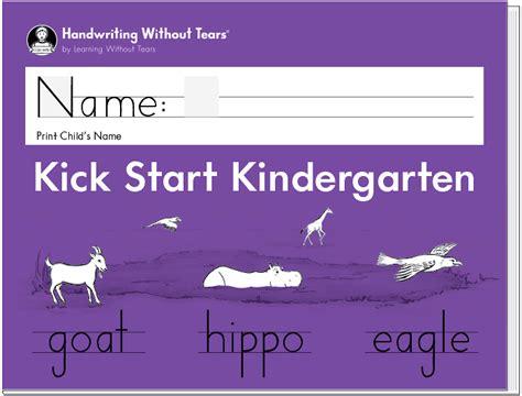 kick start kindergarten learning without tears 780 | 7630 1183 large