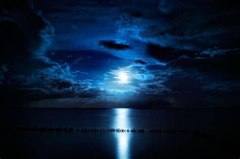 Midnight Background Midnight Blue Background Wallpapersafari