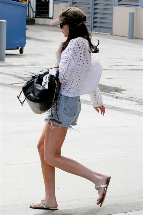 lindsay lohan denim shorts lindsay lohan  stylebistro