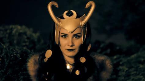 Diy Lady Loki Costume And Makeup I Marvel Comic Cosplay
