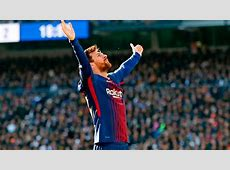 Real Madrid 03 Barcelona Messi How nice to end the year
