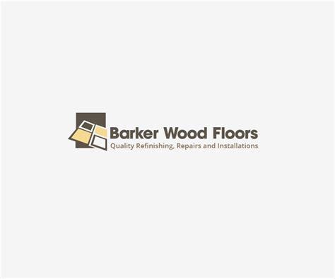 floor logo masculine bold logo design for barker wood floors by makdezign14 design 6839881