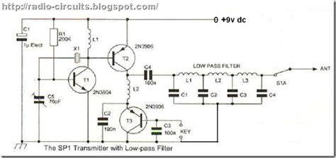 Radio Circuits Blog Transmitter