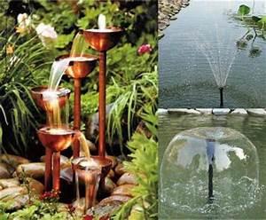 Fontaine Solaire Pour Bassin : pompe solaire pour bassin fontaine piscine 12v 24v ~ Dailycaller-alerts.com Idées de Décoration
