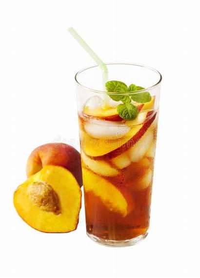 Tea Peach Iced