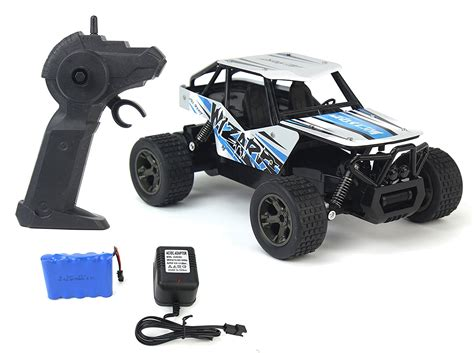 The King Cheetah Turbo Remote Control Toy Rally Buggy Rc