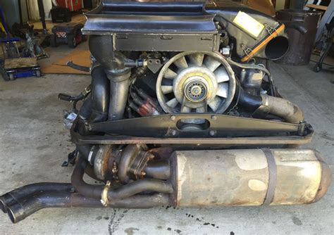 porsche 930 turbo engine porsche 930 turbo motor runs pelican parts technical bbs