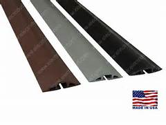 Industrial Electrical Cord Floor Cover. economical drop over floor ...
