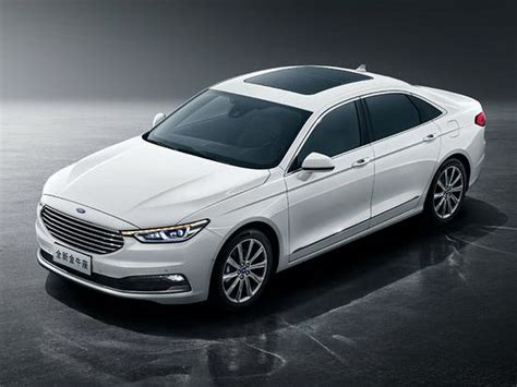 2020 Ford Taurus by Facelifted 2020 Ford Taurus Debuts In China