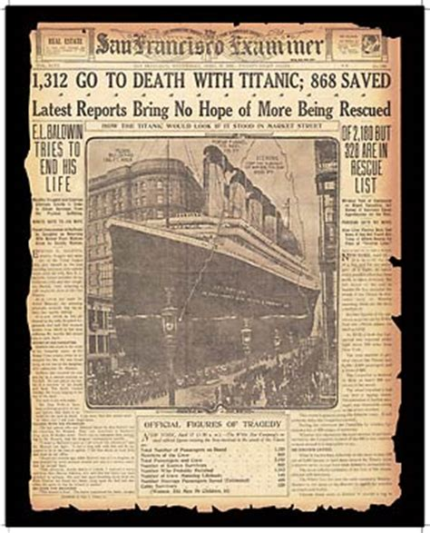 la verdadera historia titanic taringa