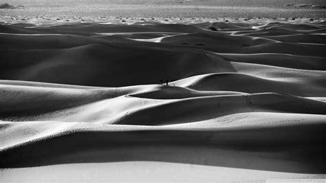 Wallpaper Black And White by Black And White Nature Sand Desert Wallpaper