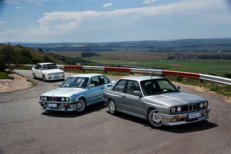 three of the best e30 m3 versus e30 333i and e30 325is