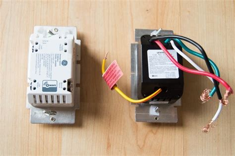 dimmer wiring wall wave terminals screw dimmers wires come pigtail box extra attaching include others while