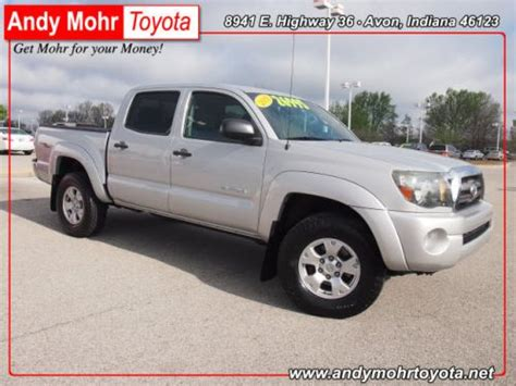 Sell Used 2009 Toyota Tacoma Double Cab In 8941 E. Us