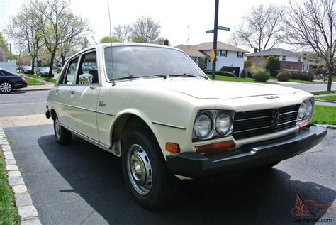 peugeot cars for sale in usa 1979 peugeot 504 sedan pristine condition original owner