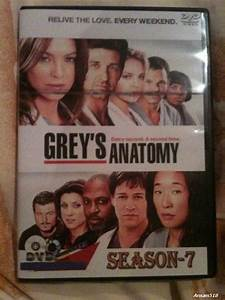 Grey's Anatomy – Season 7 Cover! | FIVE ONE EIGHT