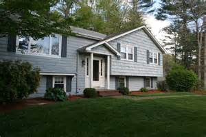 Photos And Inspiration Split Level Curb Appeal by Add Curb Appeal Facelift To 1967 Split Level Home