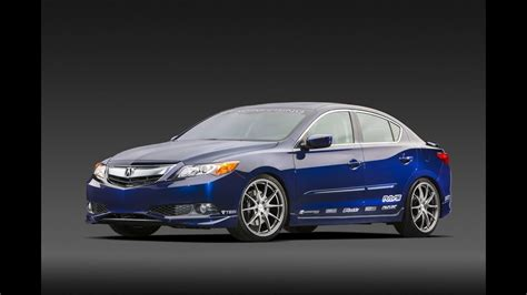 2013 Acura Ilx Horsepower by 2013 Acura Ilx Supercharged Build From Sema 2012