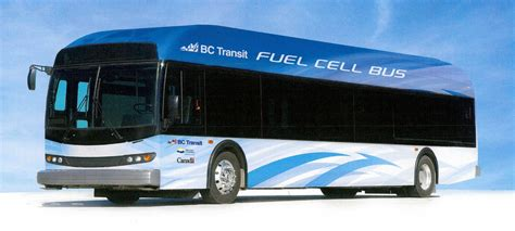 arent buses running  fuel cells democratic