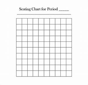 Table seating chart template newhairstylesformen2014com for Classroom seating chart pdf