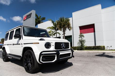 While that means most people can't afford a new g550, it also makes the mercedes more exclusive. Used 2020 Mercedes-Benz G-Class AMG G 63 For Sale ($184,900)   Marino Performance Motors Stock ...