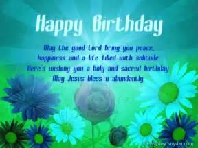 christian birthday wishes easyday