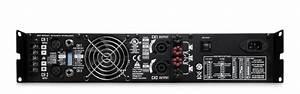 Rmx2450a Power Amplifier  U2013 Qsc