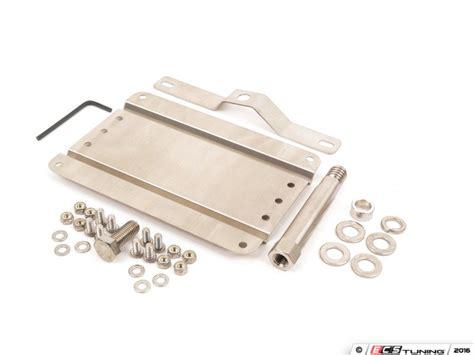 gmg motorsports g bmw100 no holes license plate bracket