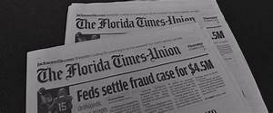 The Florida Times-Union   A Publication of Times-Union Media