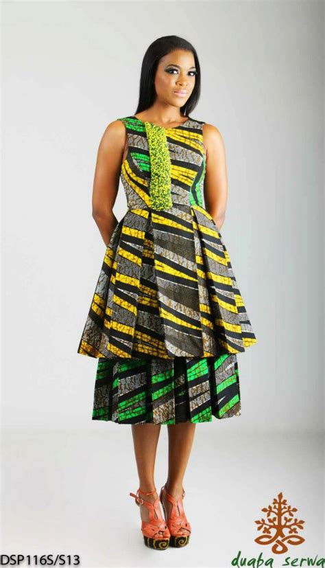 modele robe africaine moderne duaba serwa things i mode africaine pagne et tenue africaine