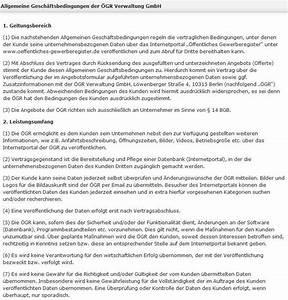 Zentrales Gewerberegister Rechnung : agb der gr gmbh zentrales rzteverzeichnis branchenbuch online ffentliches gewerberegister ~ Themetempest.com Abrechnung