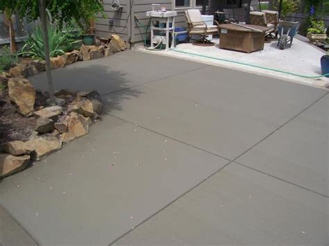 concrete patio floor ideas 1000 ideas about concrete finishes on exposed