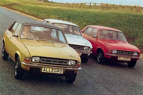 Austin Allegro – the full story of the car that defined ...