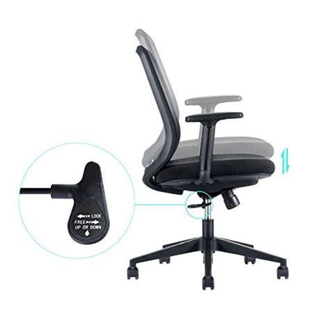 fauteuil de bureau solide iwmh siège de bureau pro fauteuil ergonomique chaise