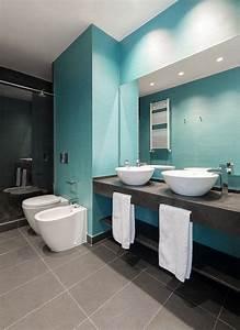 les 25 meilleures idees de la categorie salles de bains With quelle couleur dans les wc 0 nos meilleures idees deco wc pour vous inspirer