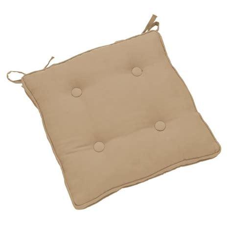 galette de siege galette de siège 38 cm taupe achat vente coussin
