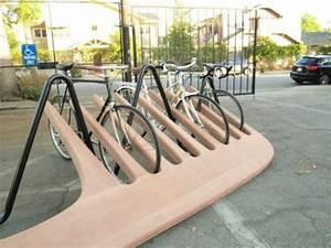 Fahrradständer Selber Bauen : fahrradst nder 110 tolle designs ~ One.caynefoto.club Haus und Dekorationen