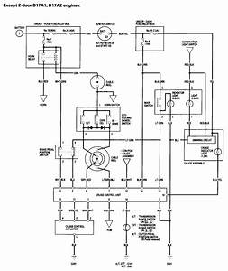 92 Honda Civic Si Fuse Box Diagram  Honda  Auto Wiring Diagram