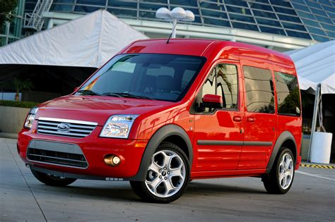 2011 Ford Transit Connect Wagon Review, Ratings, Specs