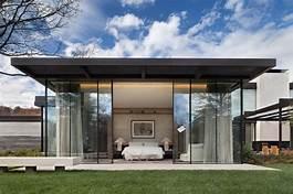 HD wallpapers maison contemporaine avec grande baie vitree sweet ...