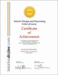 interior design certificate beautiful home interiors With interior decorator certificate online
