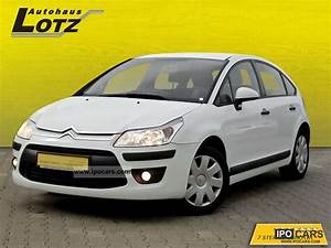 Fap Citroen C4 : 2009 citroen c4 hdi 90 fap style car photo and specs ~ Maxctalentgroup.com Avis de Voitures