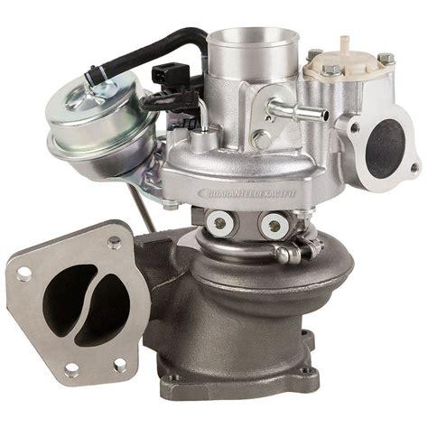 Pontiac Solstice Turbocharger Installation