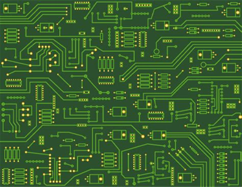 circuit template picture quot electronic circuit board quot art template