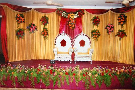 Simple Stage Decoration Ideas Elitflat