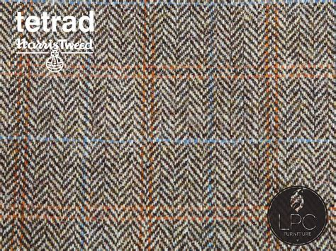 Tetrad Harris Tweed Materials   LPC Furniture