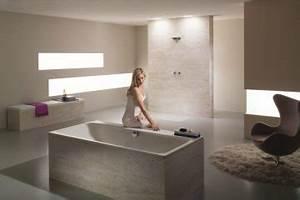 Freistehende Badewanne An Der Wand : mini bad planen und gestalten planungswelten ~ Bigdaddyawards.com Haus und Dekorationen