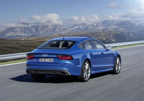 Audi Boosts Rs6 Avant & Rs7 Performance Editions To 605hp