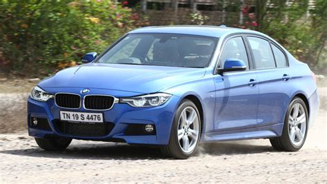 BMW 320d M Sport Road Test Review I Motown India