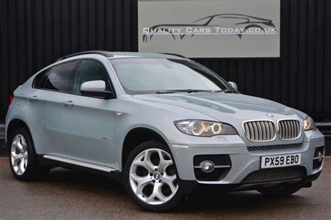 Used Bmw X6 X6 Xdrive35d 3.0 4dr Coupe Automatic Diesel